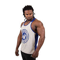 Gorilla Wear, Майка Roswell Tank Top - Gray/Navy, фото 1