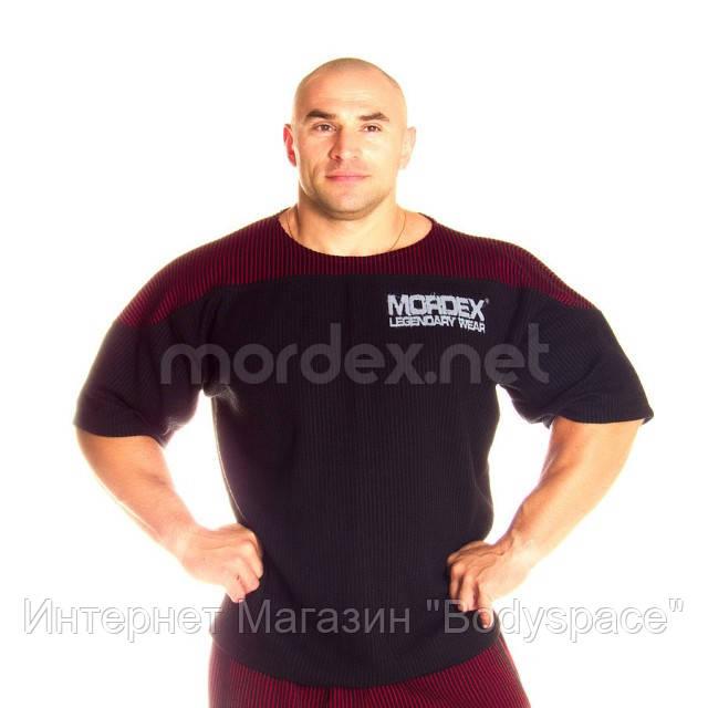 Mordex, Размахайка Mordex Legendary Wear, черно-красная