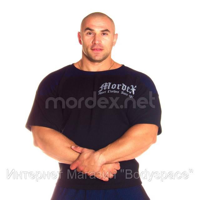 Mordex, Размахайка Mordex Gym Sport Clothes, черно-синяя