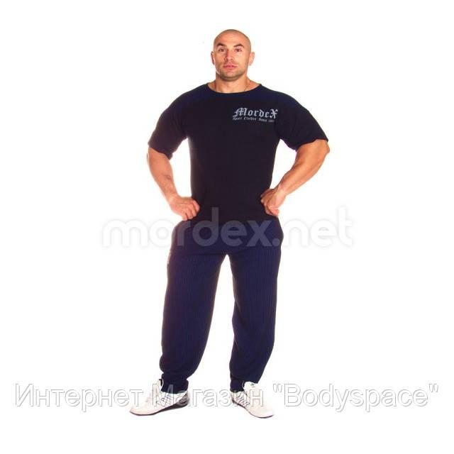 Mordex, Костюм спортивный Mordex MD5641 черный/синий