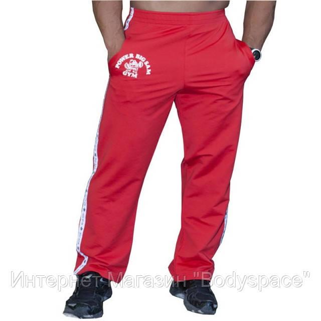 Big Sam, Штаны спортивные ровные 984 Trainingshose Bodyhose Bodybuilding