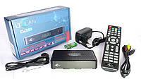 Спутниковый мультимедийный цифровой ресивер uClan Denys H265 HEVC DVBS2/IPTV/OTT