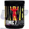 Universal Atomic 7 комплекс аминокислот для набора мышечной массы роста мышц восстановления спортивное питание