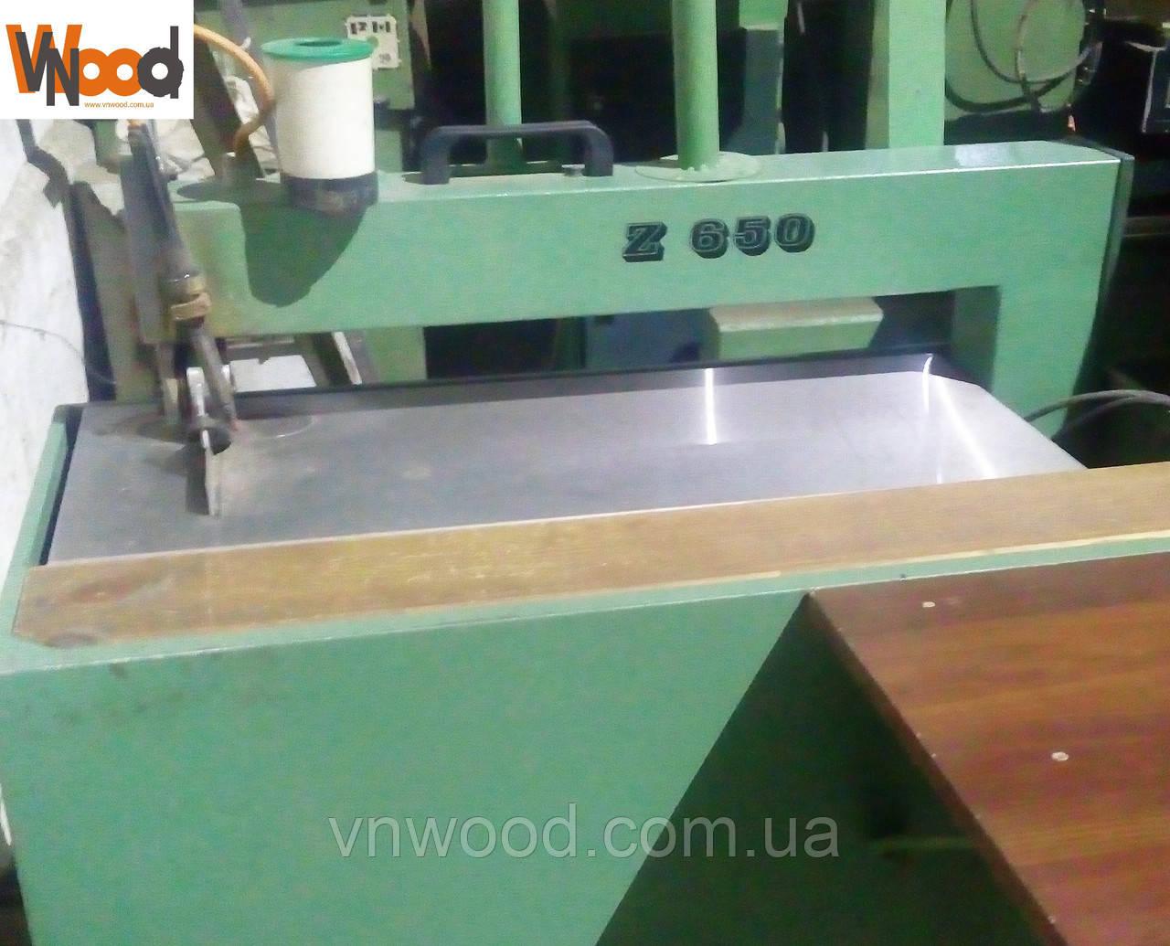 Верстат для зшивання шпону Z 650 Casati Macchine