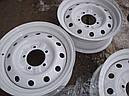 Диск колесный Уаз R16 ( производитель Кременчуг), фото 3