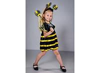 Детский карнавальный костюм Пчелка 342-32313411