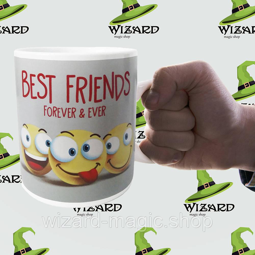 Кружка гигант Best Friends