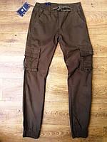 Мужские джинсы джоггеры Baron 6816 (27-34/8) 11$