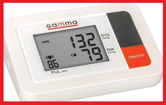 Автоматический тонометр Gamma Control  (Великобритания) гамма контрол