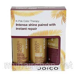 Дорожный набор Joico K-Pak Color Therapy Travel Set