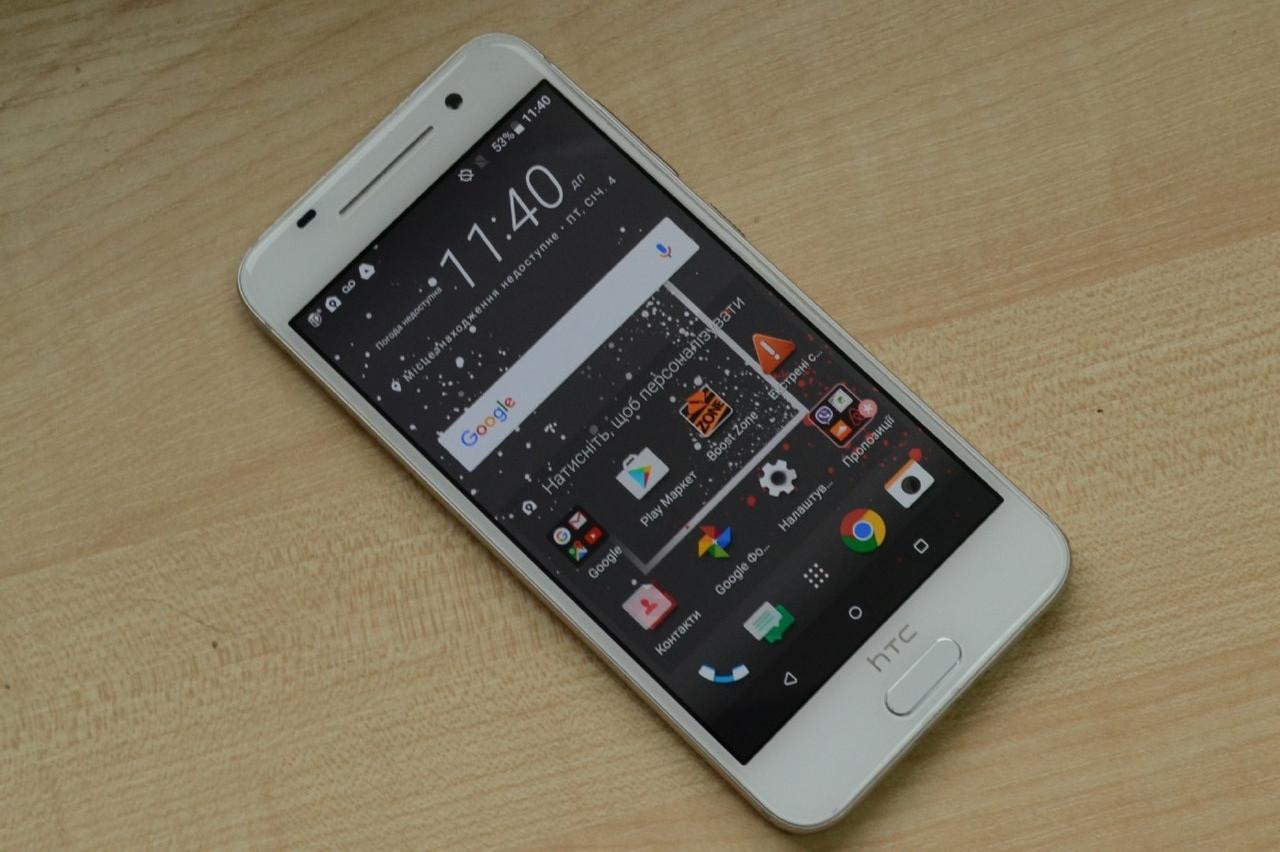 Смартфон HTC One A9 Silver - 3Gb RAM, 32Gb Оригинал!