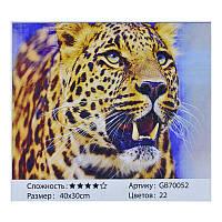 Алмазная мозаика GB 70052 (30) 40х30 см., 22 цвета, в коробке