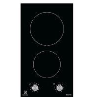 Варочная панель индукционная Electrolux EHH3920BVK домино, фото 1