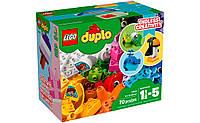 LEGO DUPLO Весёлые кубики