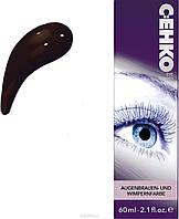 Краска для бровей и ресниц C:EHKO. Коричневый 60мл