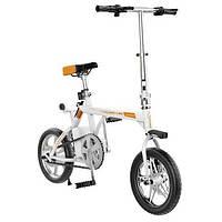 Электровелосипед складной R3+ 214.6WH (белый)