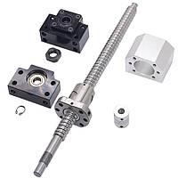 ШВП SFU1605 400 мм шарико-винтовая передача c опорами | код: 10.00197