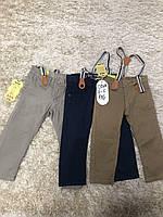 Котонові штани для хлопчиків S&D 2-6 років