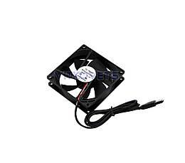 Вентилятор (кулер) EG9025HSS 92х92, 5V, 0.12A (USB), фото 2