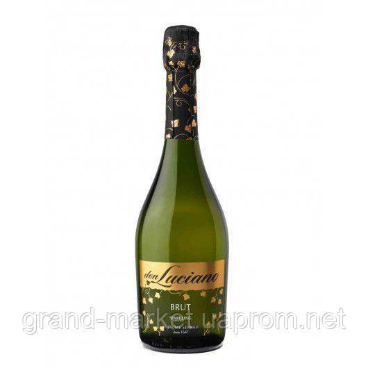 "Ігристе вино ""Don Luciano Brut"" 0,75 l"