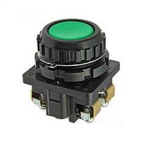 Кнопка КЕ-011 исполнение 1 зелёная