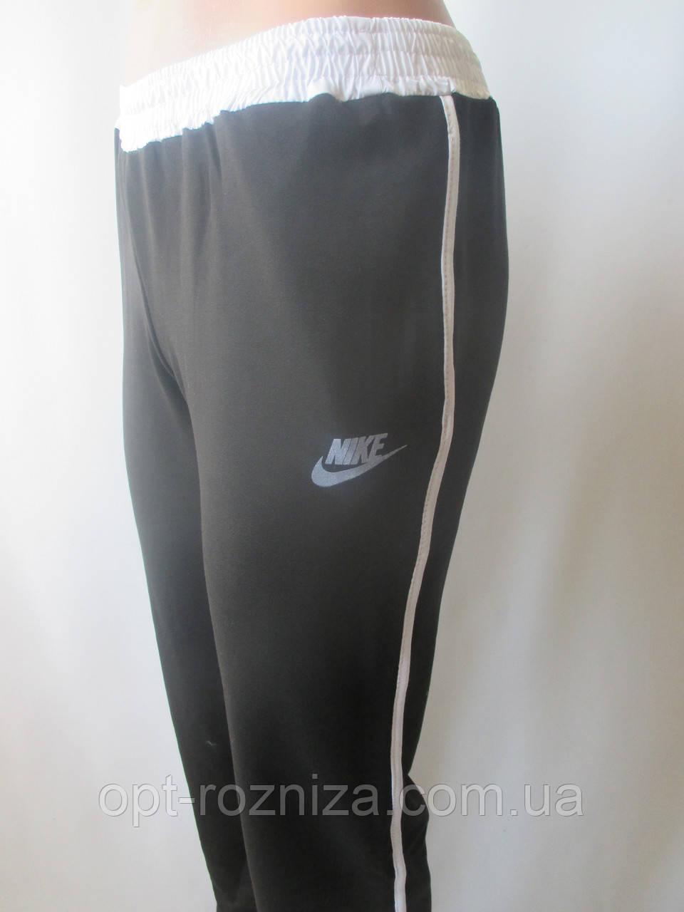 Молодежные спортивные штаны из трикотажа