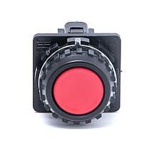 Кнопка КЕ-011 исполнение 1 красная