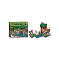 """Конструктор Bela Minecraft """"Нападение армии скелетов"""" (463 детали) арт. 10989, фото 2"""