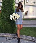 """Платье женское в стиле Шанель """"Париж"""" букле от СтильноМодно  , фото 2"""