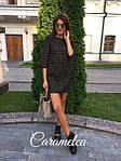 """Платье женское в стиле Шанель """"Париж"""" букле от СтильноМодно  , фото 7"""