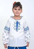 Дитяча вишиванка для дівчинки, арт 4324