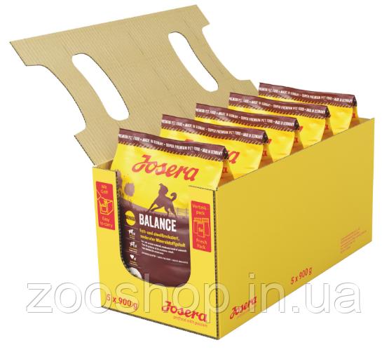 Josera Balance сухой корм для пожилых и малоактивных собак 4.5 кг