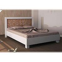 Кровать Марелли Марго белое 160*200