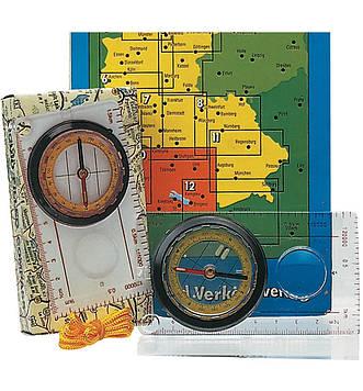 Планшетный компас для карт