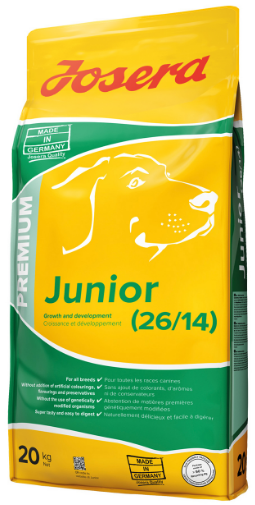 Josera Junior сухой корм для щенков 20 кг