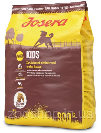 Josera Kids для щенков и молодых собак 900 г