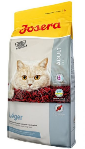 Josera Leger для стерилизованных кошек 400 г