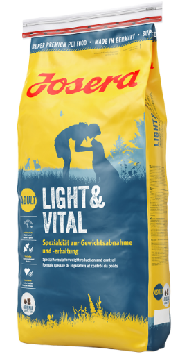 Josera Light & Vital 15 кг