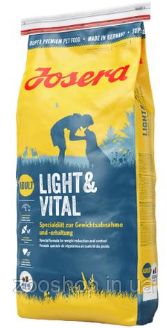 Josera Light & Vital 15 кг, фото 2
