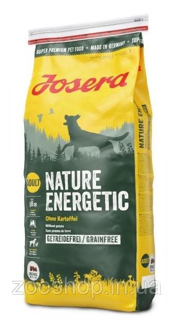 Josera Nature Energetic сухой корм для активных собак 15 кг