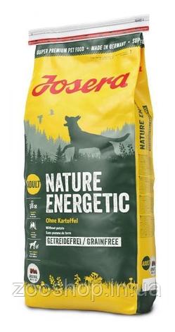 Josera Nature Energetic сухой корм для активных собак 15 кг, фото 2