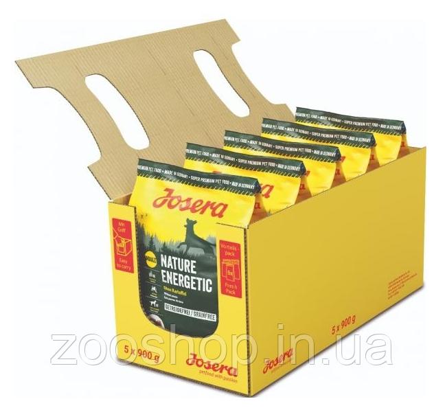 Josera Nature Energetic сухой корм для активных собак 4,5 кг