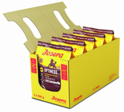 Josera Optiness корм для взрослых собак 4.5 кг