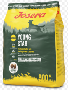 Josera Young Star 900 г