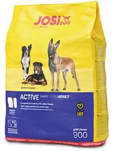 JosiDog Active корм для собак с повышенной активностью 900 г