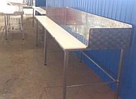 Стол для обвалки курицы 2900х900, фото 1