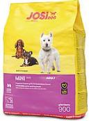 JosiDog Mini Adult сухой корм для собак мелких пород с мясом домашней птицы 900 г