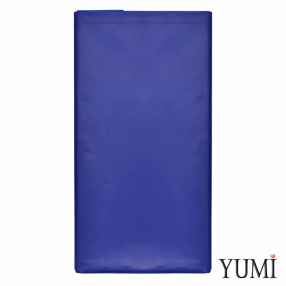 Скатерть п/э Navy Flag Blue синяя 1,4 х 2,75 м Amscan