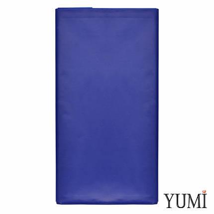 Скатерть п/э Navy Flag Blue синяя 1,4 х 2,75 м Amscan, фото 2