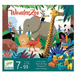 "Djeco  Настольная игра ""WonderZoo"", Чудо зоопарк"